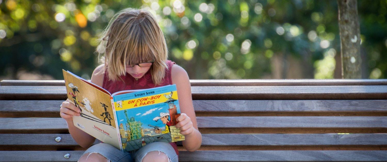 La lecture des enfants et les images - Tuteur CPS