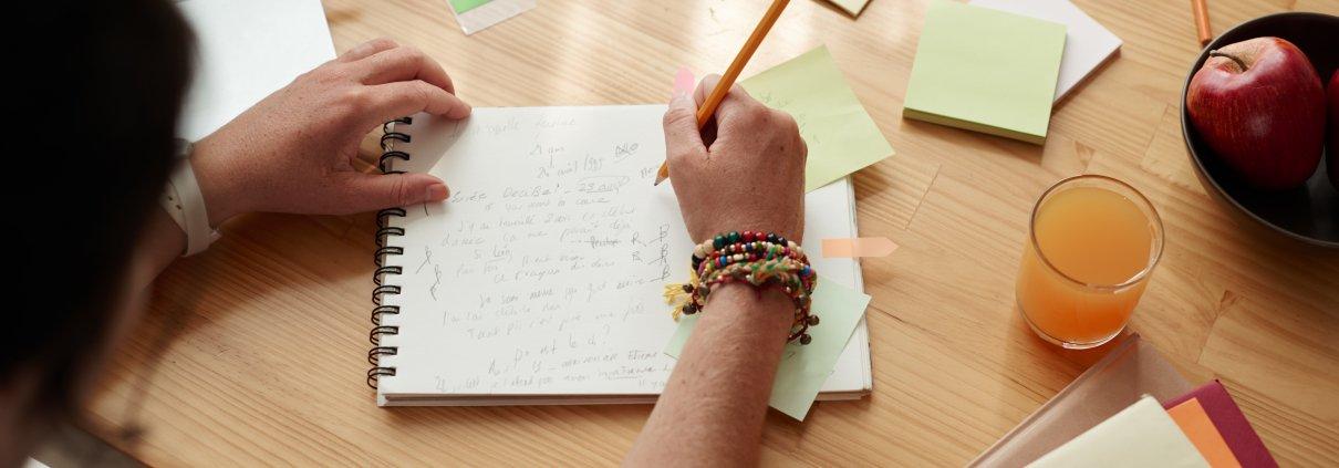 Améliorer votre écrit - Tuteur CPS