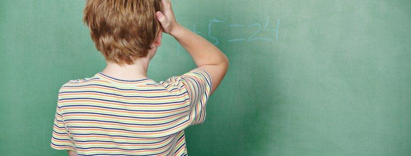 La dyscalculie, un trouble d'apprentissage lié aux mathématiques - Tuteur CPS